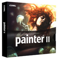 Corel Painter 11 Unveiled Today