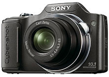 Sony Adds Intelligent Auto Technology To Cyber-shot Cameras