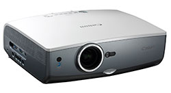 New Canon Projector