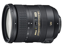 Nikon Refines DX and FX Lens Favorites