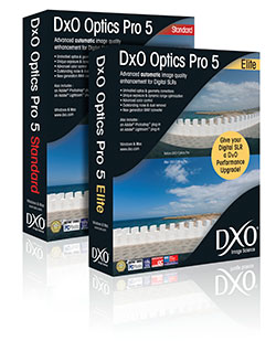 New DxO Optics Pro 5.3.4 adds support for 7 new cameras