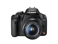 Canon Introduces EOS Rebel T1i