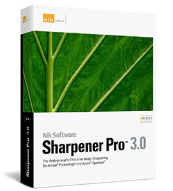Nik Software Updates Sharpener Pro 3.0