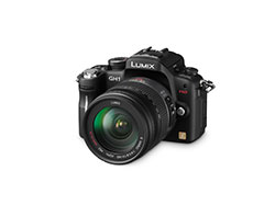 Panasonic Releases LUMIX GH1 Pricing
