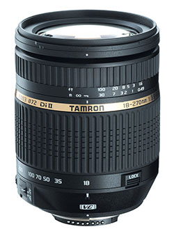Tamron Relaunches Photo Lens Website