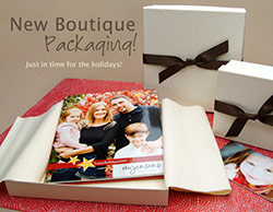 Mpix New Boutique Packaging