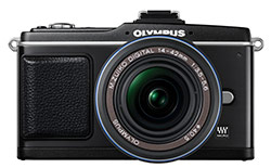 Olympus PEN Firmware Update
