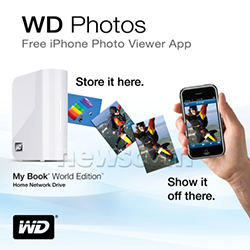 WD Photos Photo Viewer App