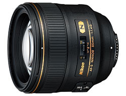 New Nikkor Lenses