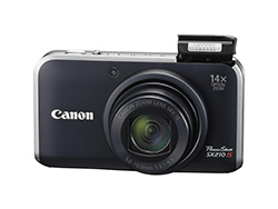 New Canon PowerShot Cameras