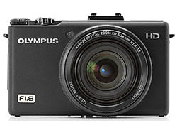 Olympus Firmware Update for XZ-1