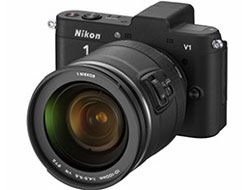 Nikon Launches 1 Camera System