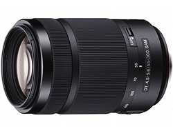 New Sony A-Mount Telephoto Lens