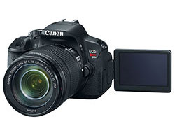 Canon EOS Rebel T4i DSLR