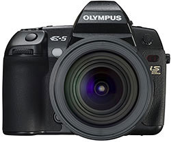 Olympus E-5 and PEN Updates