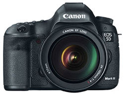 Canon EOS 5D Mark III Firmware Update