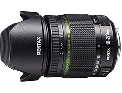 Two New Pentax K-Mount Lenses