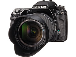 Pentax K-5 II and K-5 IIs
