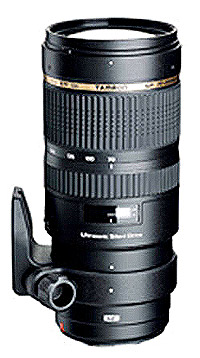 Tamron Developing 70-200mm Tele Zoom