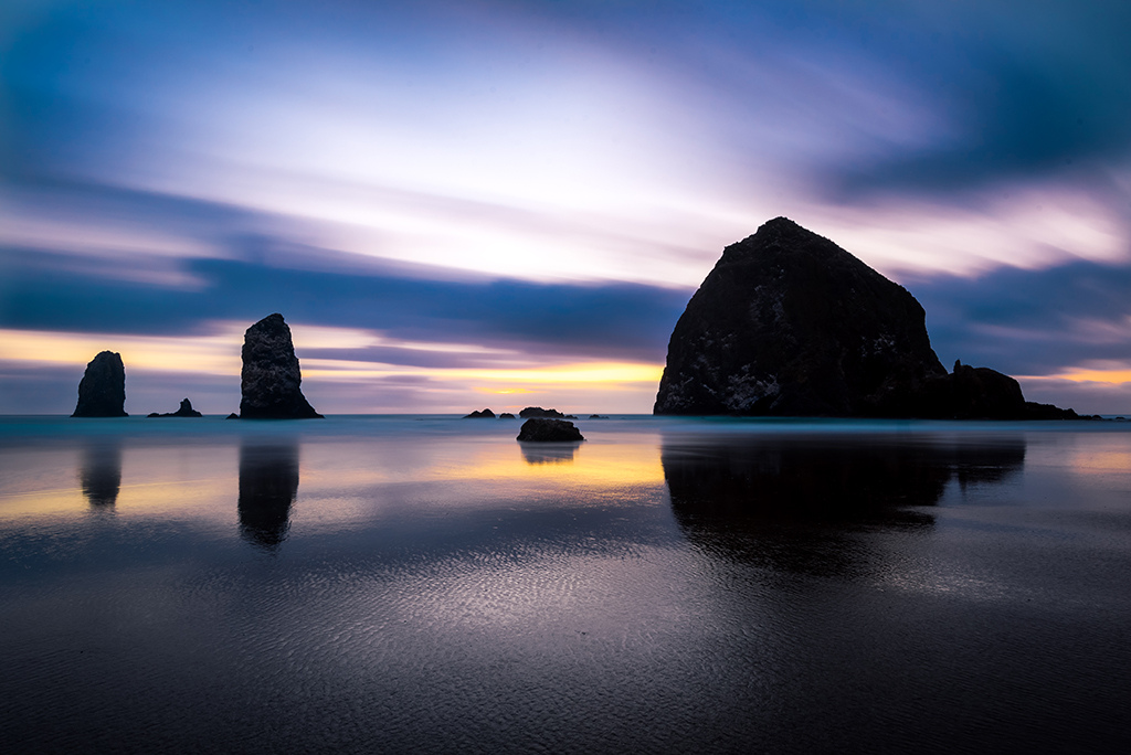 Sentinels Of Cannon Beach