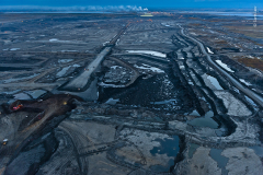 World of tar by Garth Lenz, Canada — Highly Commended 2020, Wildlife Photojournalism: Single Image                                                                                Northern Alberta. Canada.