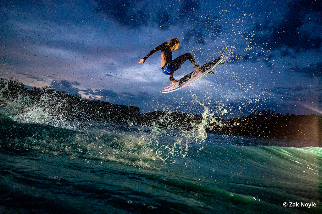 Zak Noyle Slideshow: Catching Air