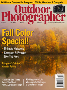 Outdoor Photographer Magazine - Outdoor Photographer