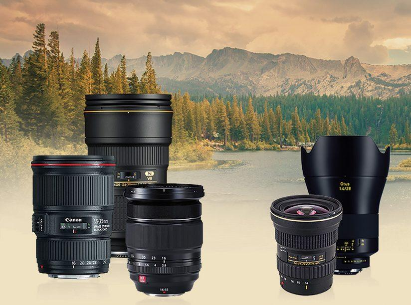 Landscape Photography Lenses