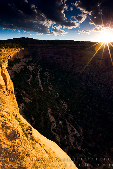 The Sandstone Walls of Colorado National Monument, by Jay Goodrich
