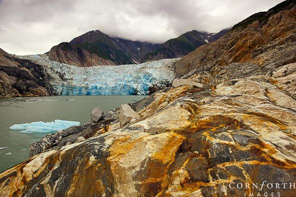 North Sawyer Glacier 1, Tracy Arm, Alaska