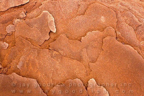 Abstract Sandstone, Castle Valley, Utah