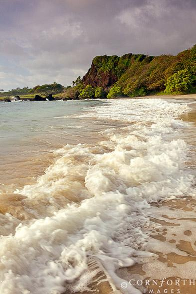 Hamoa Beach Sunrise 1, Hana Coast, Maui, Hawaii