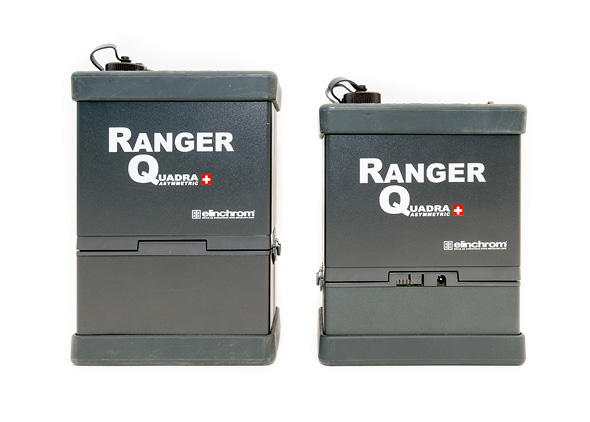 Ranger Quadra with the Lead Gel battery