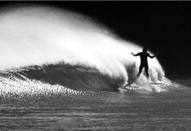 Big Sur Surfer by Rebekah Shennan