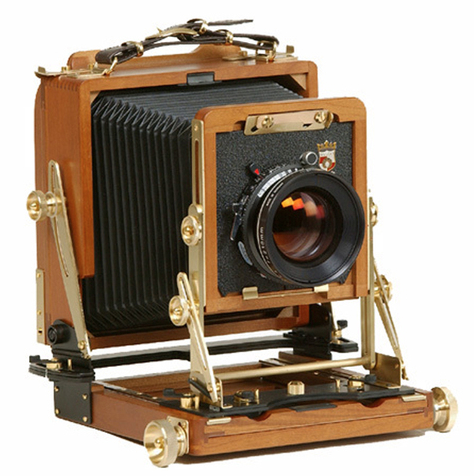 Wista 4 x 5 Large-format View Camera