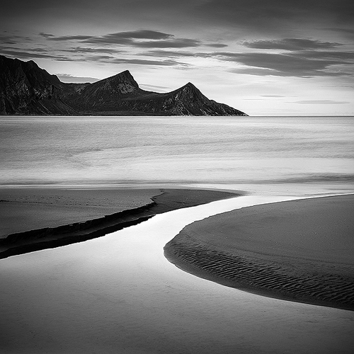 Symmetry by the sea, Norway - Rafael Rojas
