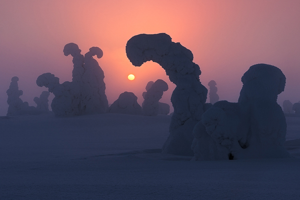 Bowing to the Sun - Finland