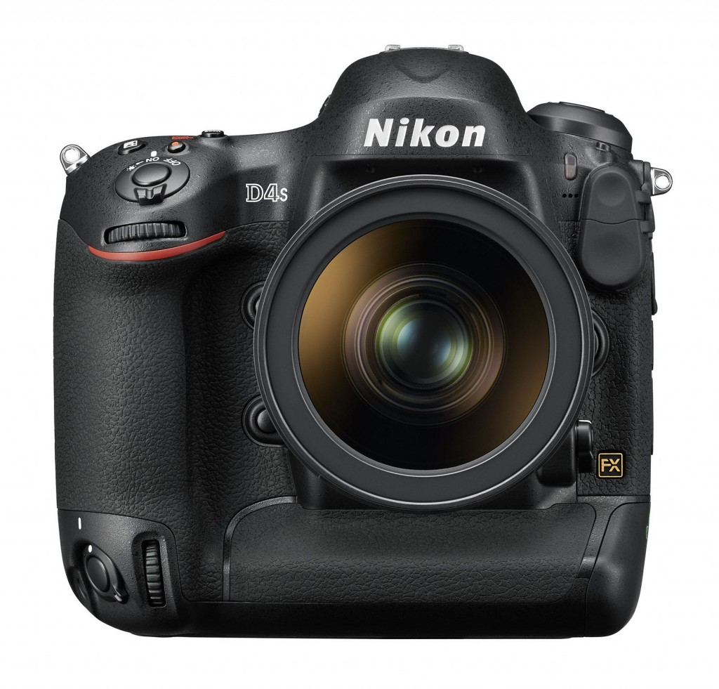 Nikon D4S Announced With Max ISO Of 409,600!
