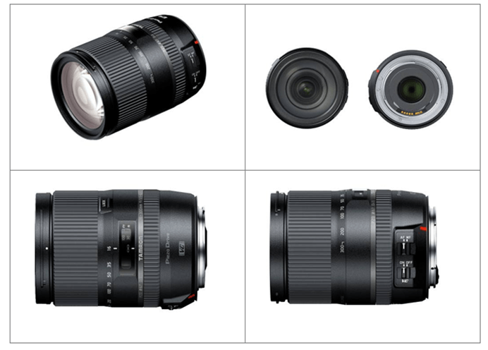 Tamron Introduces 16-300mm All-In-One Zoom
