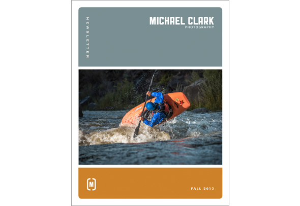 Michael Clark Photography Fall 2013 Newsletter