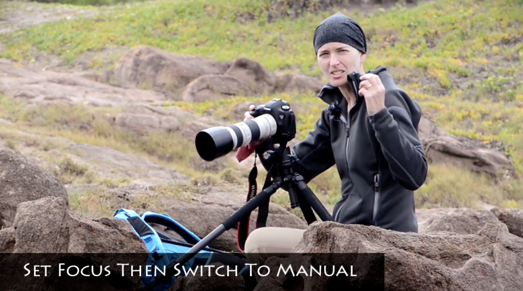VIDEO: Making A Splash—How To Shoot At High Speed With Long Focal Lengths