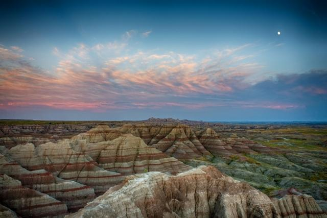 Badlands-Mood-Rising-by-Michael-Davis