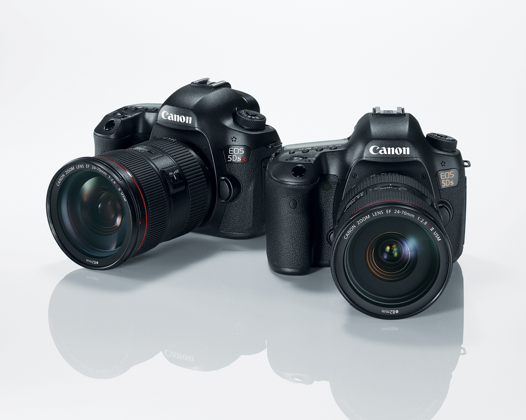 Canon Breaks 50 Megapixel Barrier With A Pair of New EOS 5D DSLRS ...