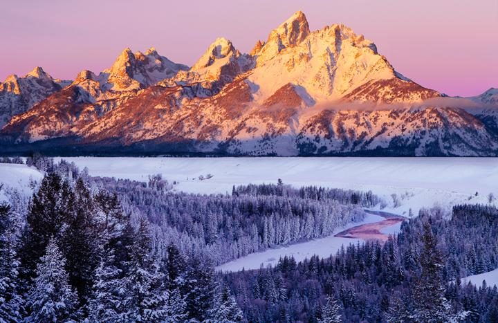 Sunrise-on-Snowy-Tetons-resize