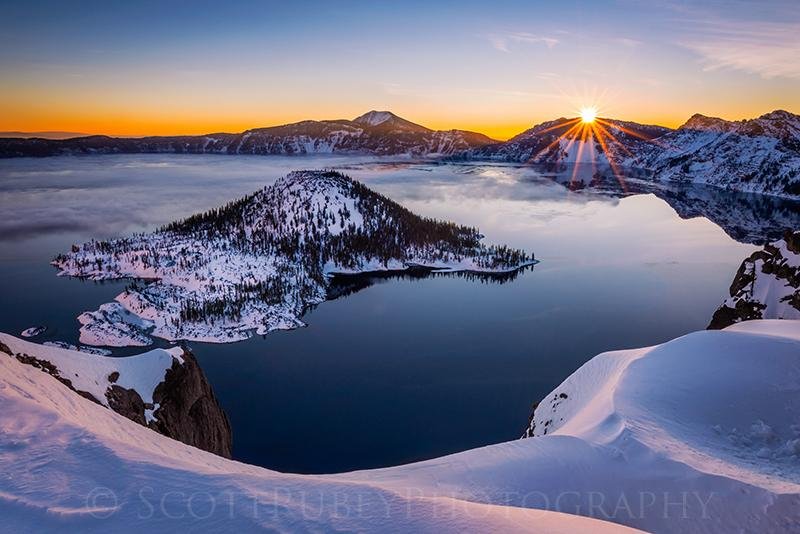 First-Rays-on-Crater-Lake-Oregon-Web