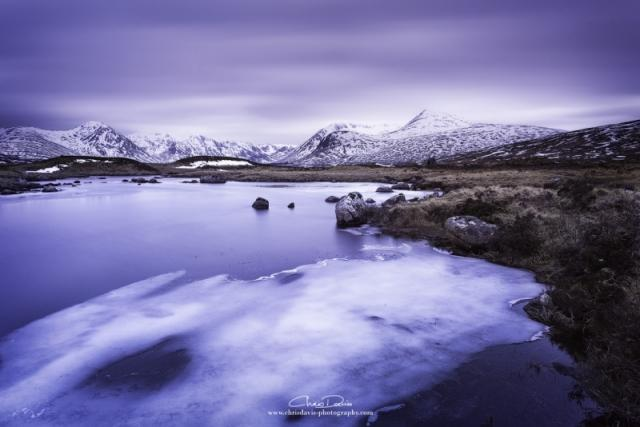 Last-Ice-On-Rannoch-Moor-by-Chris-Davis