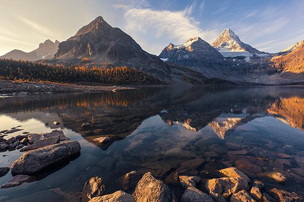 HarryLichtman_Autumn-Majesty_Assiniboine-Sunrise-web