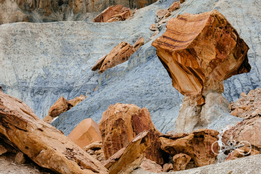 Desert Southwest Formations by Jay Goodrich