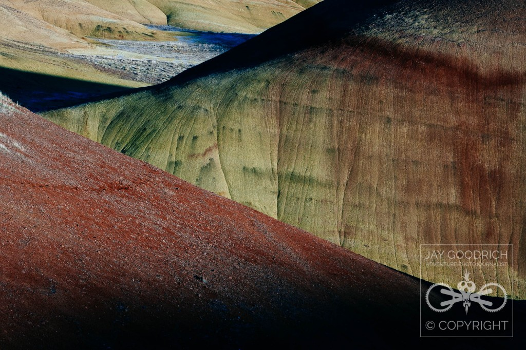Painted Hills by Jay Goodrich