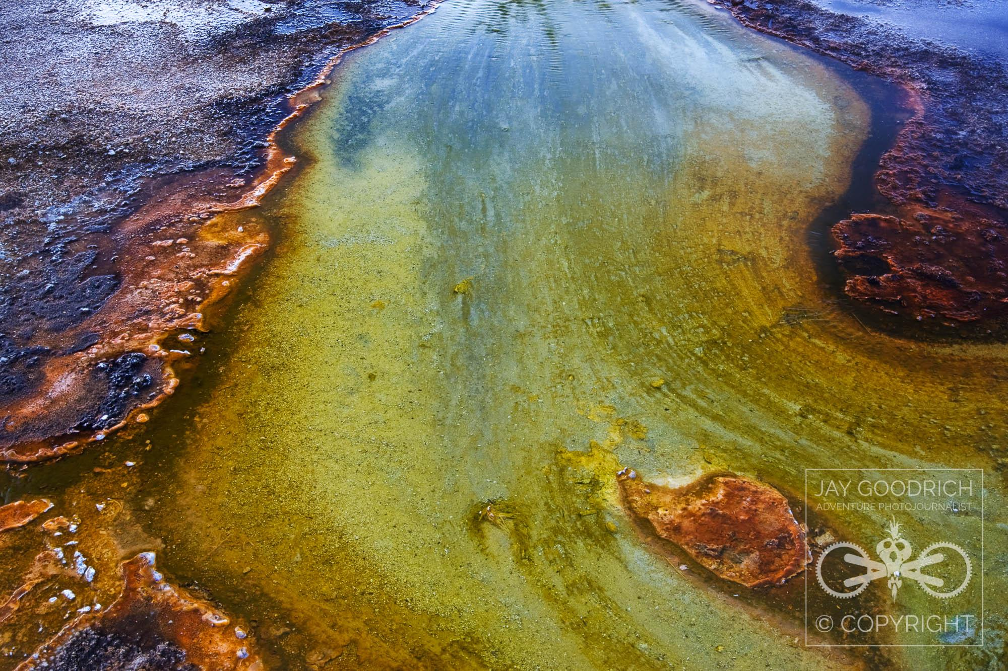 Yellowstone by Jay Goodrich